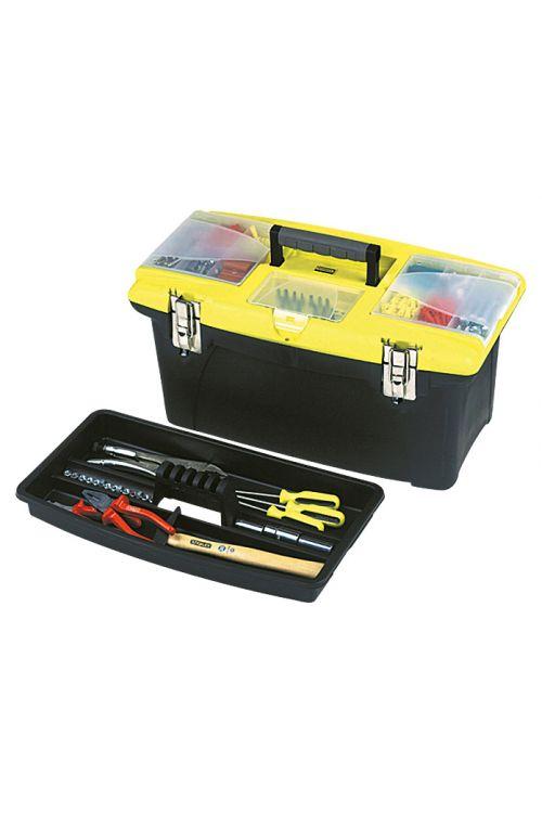 Kovček za orodje Stanley Jumbo (velikost: 22″, brez vsebine)