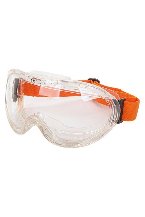 Zaščitna očala pred prahom Wisent (prozorna, posredno zračenje)