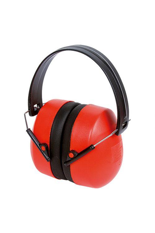 Zaščitne slušalke Wisent (zložljive, rdeče/črne)