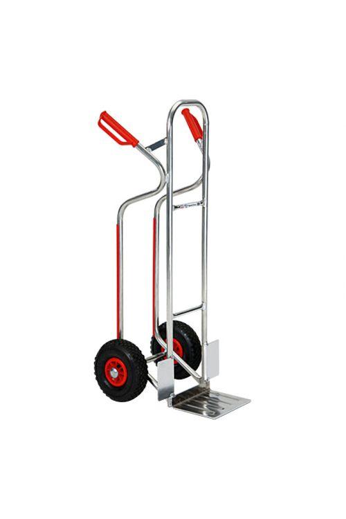 Transportni voziček TK-ALU 200 (aluminij, nosilnost: 200 kg)