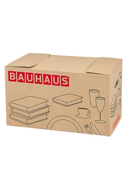 Škatla za knjige in posodo BAUHAUS (58 x 33 x 33,5 cm, nosilnost: do 40 kg, 64 l)