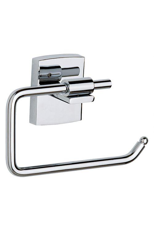Nosilec toaletnega papirja KL235 Klaam, Nie wieder bohren (brez pokrova, krom)