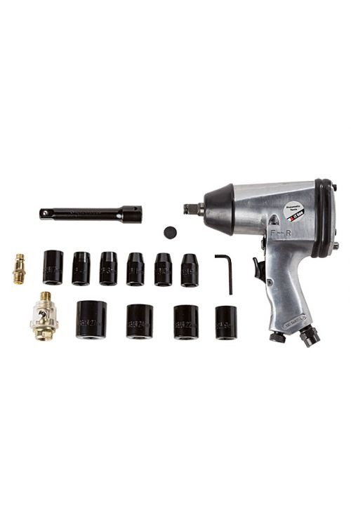 Komplet pnevmatskega udarnega izvijača Craftomat Kit Line (obratovalni tlak: 6 barov, poraba zraka: 150 l/min)
