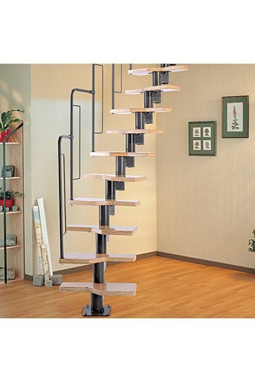 Sistemske stopnice Star Stairs Graz