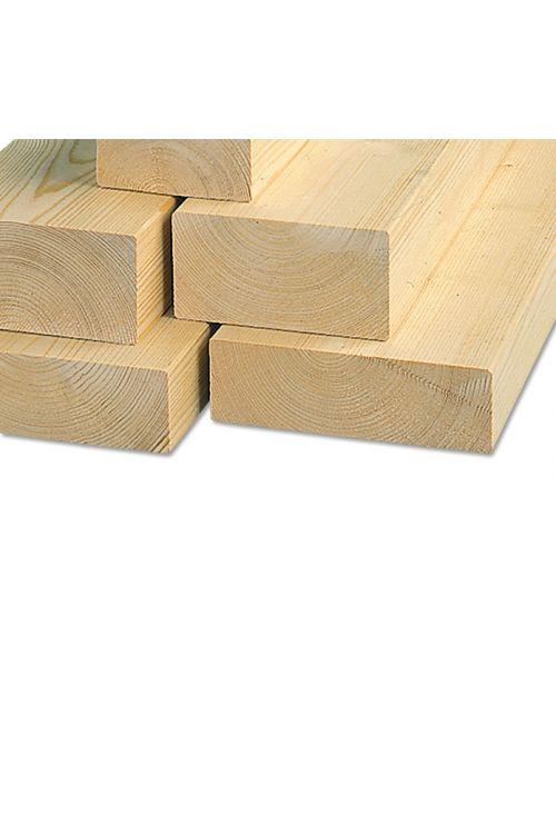 Konstrukcijski masivni les NSi (smreka/jelka, oblan, 8 m x 12 cm x 6 cm)