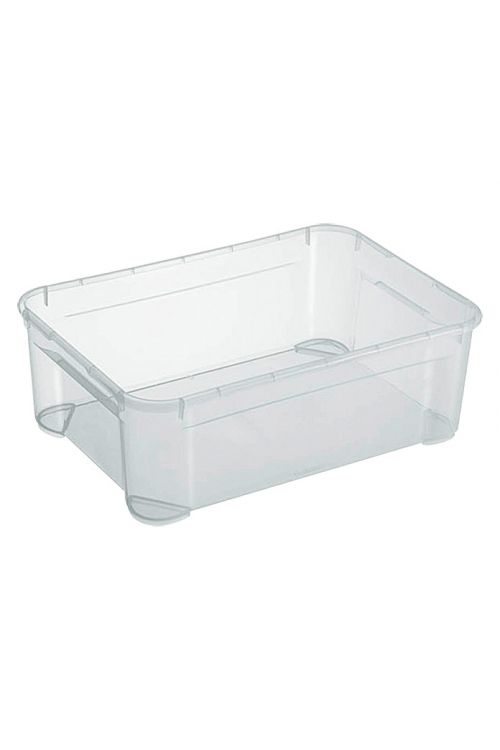 Zaboj za shranjevanje Regalux Clear Box M (31l, d 54,8 x š 38,4 x v 18,9 cm)