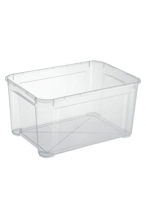 Prozoren zaboj za shranjevanje Regalux Clear Box L (47l, 54,8 x 38,4 x 28,3 cm)