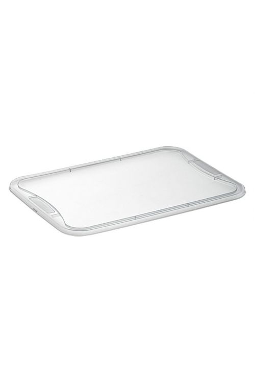 Pokrov zaboja za shranjevanje Regalux Clear Box M/L/XL (54,8 x 38,4 cm)