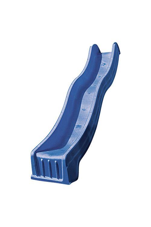 Tobogan Ante (dolžina 235 cm, PE, modre barve)