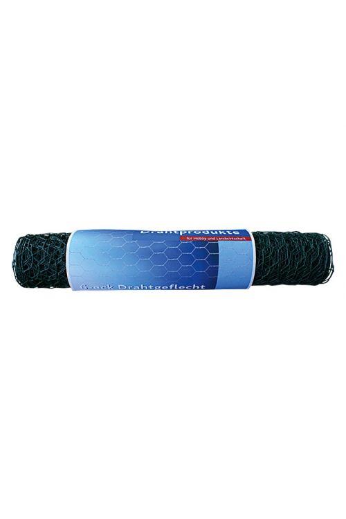 Pletena mreža Stabilit (dolžina: 10 m, širina zanke: 13 mm)