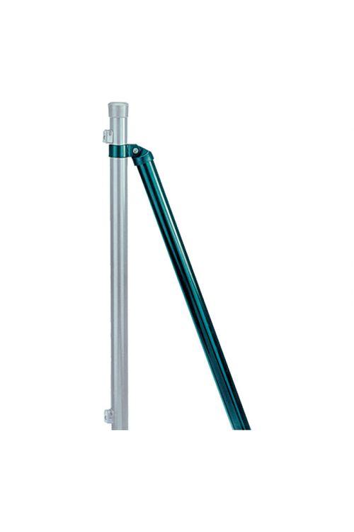Opora za ograjni steber GAH Alberts (dolžina: 150 cm, premer objemke: 34 mm, zelene barve)