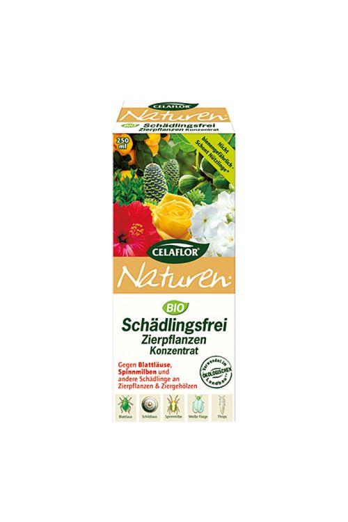 Sredstvo proti škodljivcem za okrasne rastline Celaflor Naturen, koncentrat (250 ml)