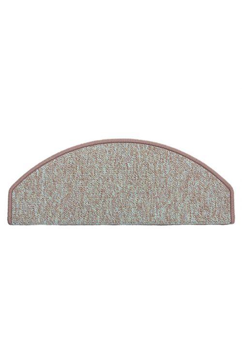 Preproga za stopnice Astra Camp (65 x 25 cm, 100-odstotni polipropilen, bež)