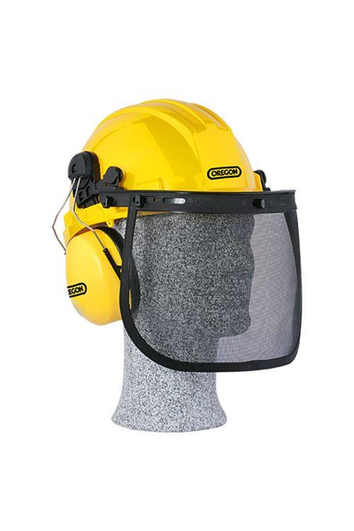 Zaščitna čelada Oregon (rumene barve)