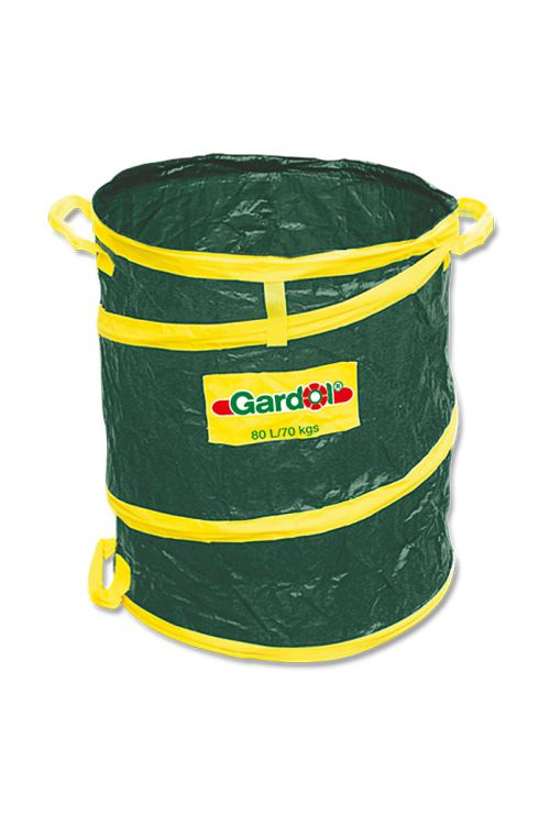 Vreča za odpadke Gardol Pop-Up (80 l, višina: 48 cm, premer: 46 cm)