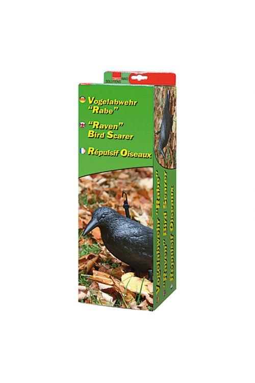 Strašilo za golobe Swissinno Natural Control, vrana (dolžina: 36 cm)