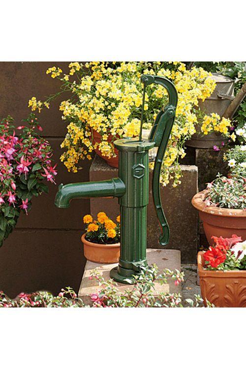 Ročna nihajna črpalka Floraworld Royal Classic (okrogla prirobnica, maks. višina črpanja: 7)