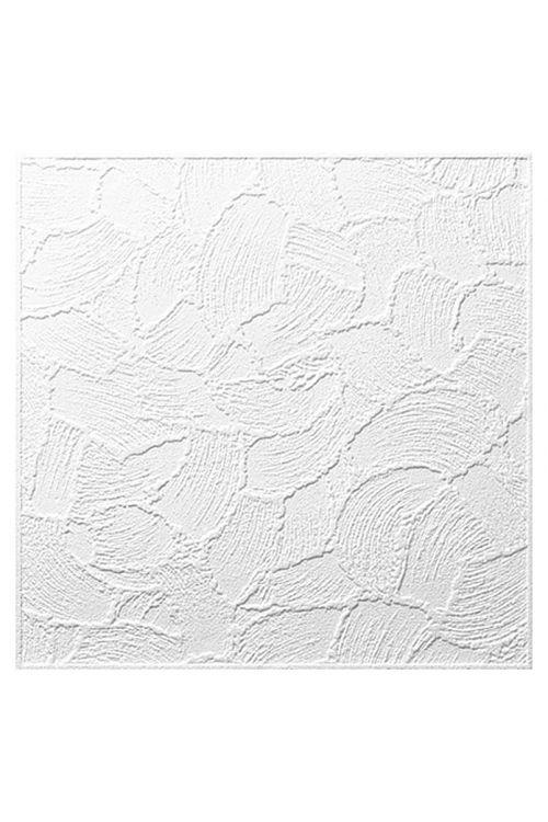Stropna obloga Decosa (Valencia, 50 x 50 cm, bela, 2 m²)