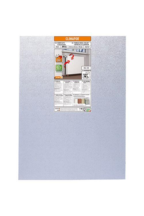 Izolacijska plošča Climapor PUR (prekrita z: aluminijem, vsebina zadošča za: 0,48 m², višina: 10 mm)