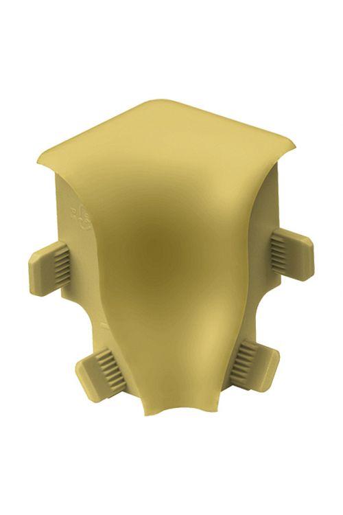 Notranji vogalnik LOGOCLIC (zlata, 2 kosa, primeren za: talno letev K40)
