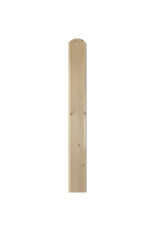 Balkonska deska (smreka/jelka, 950 x 120 x 18, ravna, 1 kos)