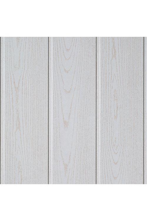 Panelne plošče LOGOCLIC (jesen, barva: bela, 2600 x 154 x 10 mm)