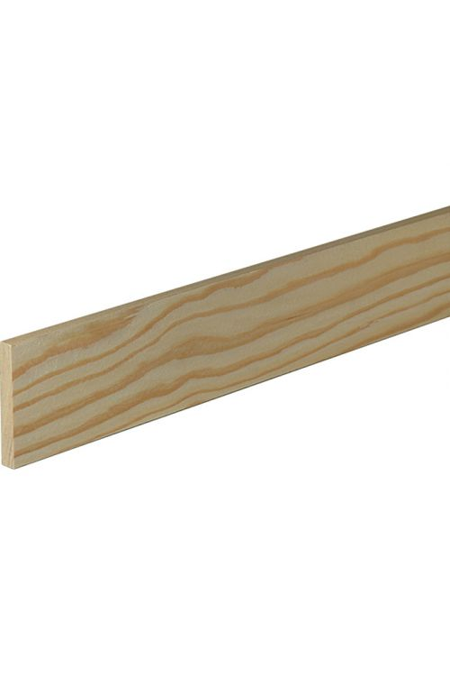 Ploščata letev (smreka/bor, 2,4 m x 1 cm x 6 cm)