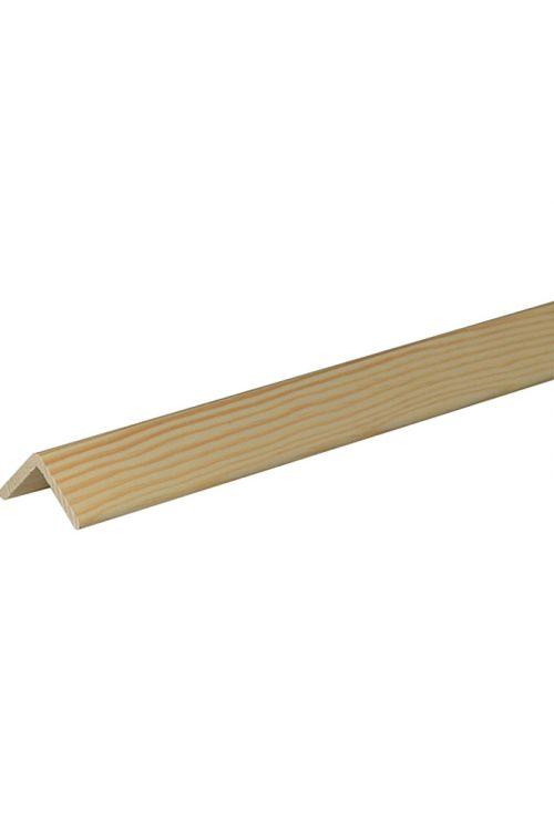 Kotna letev (smreka/bor, 2,4 m x 3,5 cm x 3,5 cm)