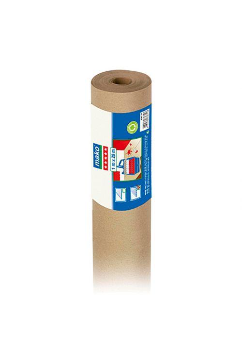 Krep papir za zaščito površin med pleskanjem Mako (110 g/m², 20 x 1 m, rola)