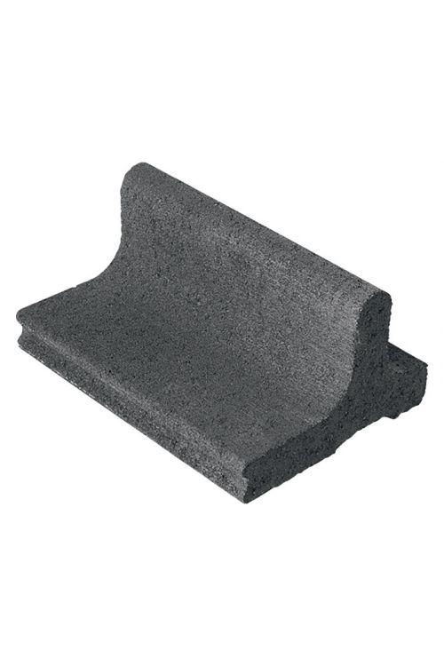 Robnik (25 x 18,5 x 12 cm, beton, antracit)