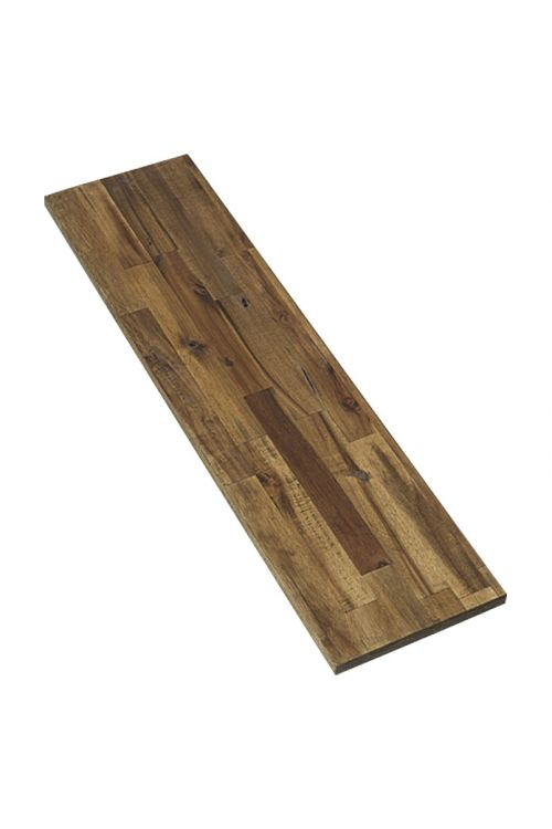 Lepljena plošča Exclusivholz (akacija, 2.200 x 600 x 18 mm)