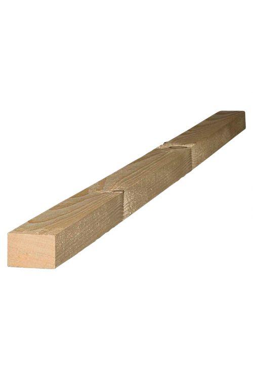 Konstrukcijski les (smreka/jelka, grobo žagan, 200 x 5,8 x 3,8 cm)