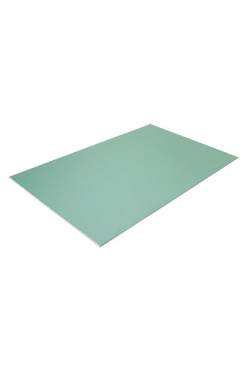 Mavčna plošča Knauf GKBI (impregnirana, 200 x 125 x 1,25 cm)