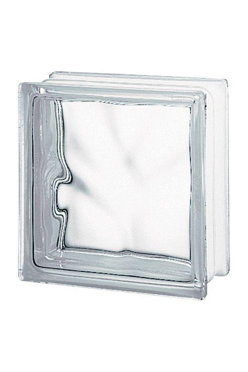Steklena prizma  1908/W (prozorna, 19 x 19 x 8 cm)