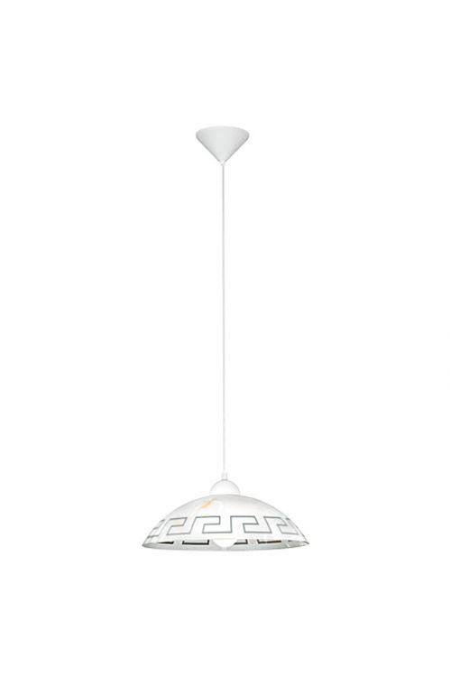 Viseča svetilka Eglo Vetro (maks. moč: 60 W, E27, višina: 110 cm, energetski razred: A++ do E)