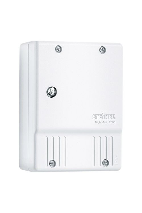 Senzor svetlobe Steinel NightMatic 2000 (1000 W, bel)