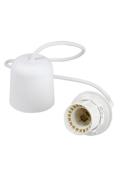 Priključni kabel za visečo svetilko Voltomat (bel, E27, maks. 60 W)