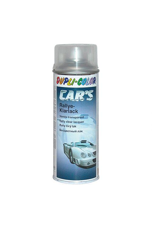 Prozorni lak v pršilu Dupli-Color CAR'S Rallye (brezbarven, sijoč, 400 ml)