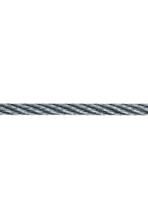 Žična vrv Stabilit (obremenljivost: 40 kg, rezanje: Na voljo za rezanje, premer: 2 mm, pocinkan)