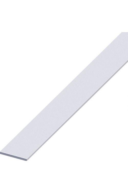 Ploščati profil Kantoflex (2.000 x 20 mm, debelina: 2 mm, aluminij, eloksiran)