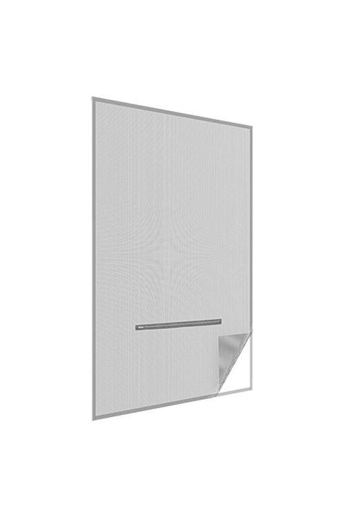 Zaščita pred mrčesom za strešno okno Easy Life (140 x 170 cm, bela, sprijemalni trak)