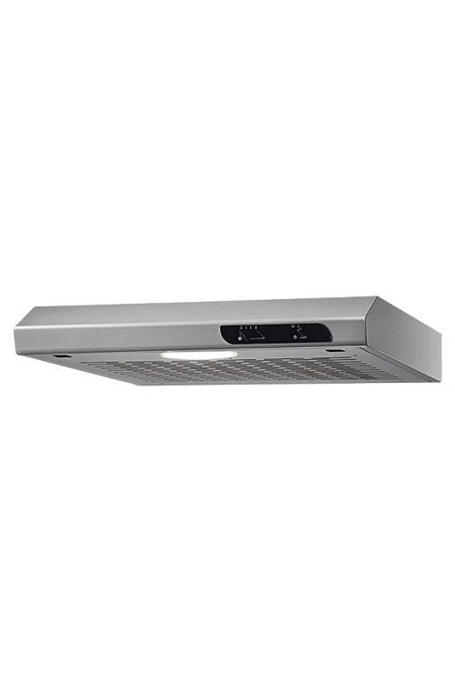Podvgradna kuhinjska napa Respekta Opal DH 540 IX (50 cm, pretok zraka do 205 m³/h, legirano jeklo)