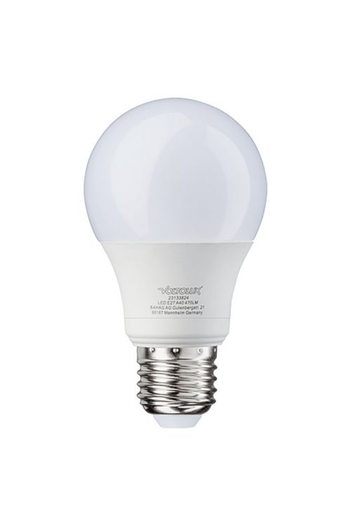 LED-sijalka Voltolux (6 W, E27, toplo bela, mat barva, energetski razred: A+)