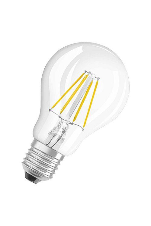 LED-sijalka Osram Retrofit Classic A (4 W, E27, A60, toplo bela, ni zatemnilna, jasna)