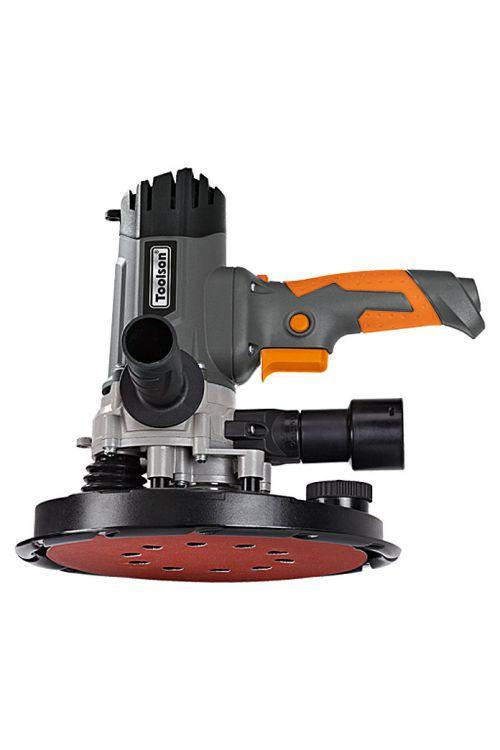 Stenski in stropni brusilnik Toolson DWS 225 DC (1.200 W, premer brusne plošče: 215 mm)