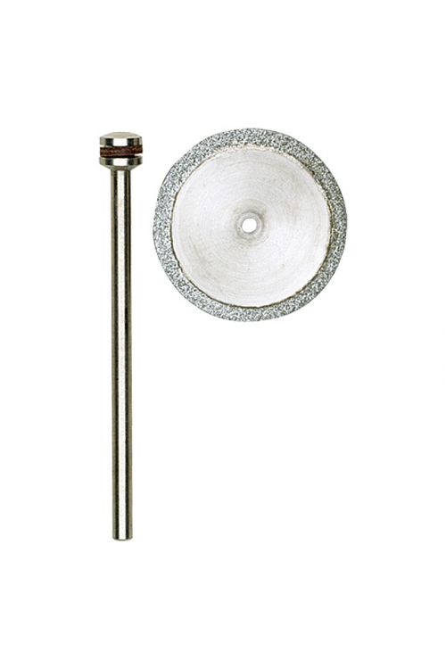 Diamantna rezalna plošča Proxxon št. 28840 (20 mm, premer stebla: 2,35 mm)