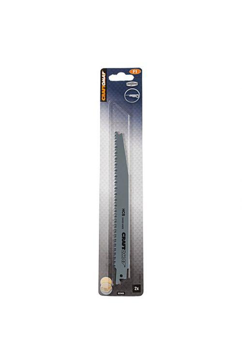 List sabljaste žage Craftomat S 2345 X (les/mediapan, 2-delni, razmik med zobmi: 5 mm)