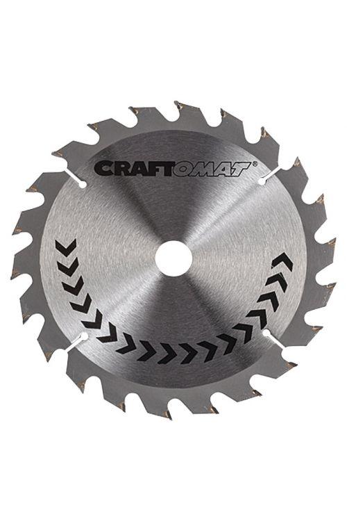 List krožne žage Craftomat HM (184 mm, izvrtina: 16 mm, 22 zob)