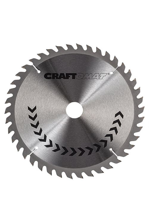 List krožne žage Craftomat HM (250 mm, izvrtina: 30 mm, 42 zob)