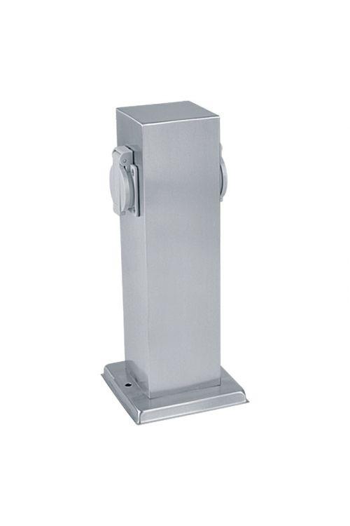 Steber z vtičnicami Starlux Gomera z vtičnicami (število varnostnih vtičnic: 2)